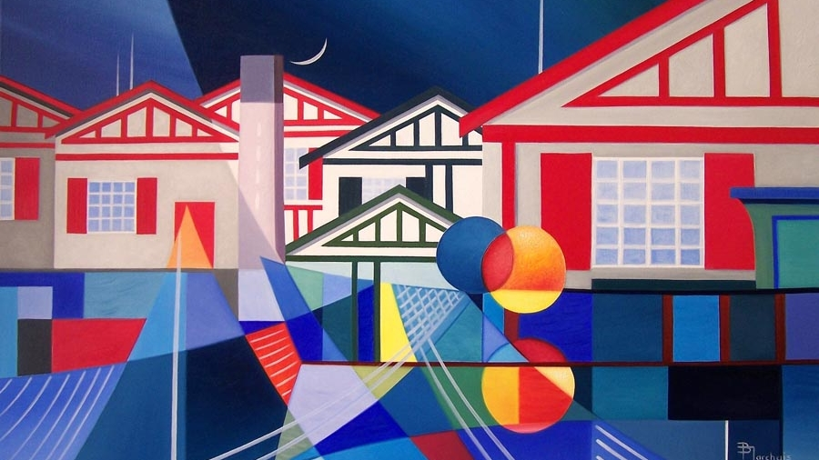 <h2>Bruno Marchais</h2>  Peintures