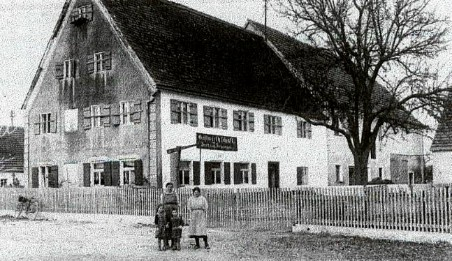 Gastwirtschaft Behringer um 1910