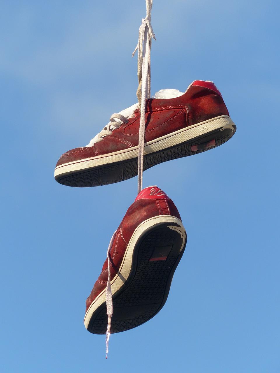 靴の重さと選び方の間違い➀