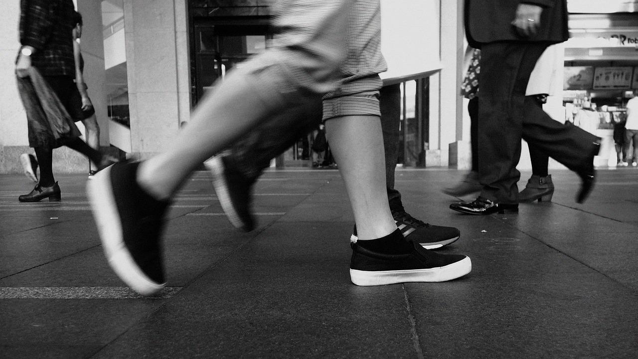 靴の重さと選び方の間違い②