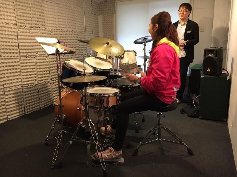 うえまえドラム教室