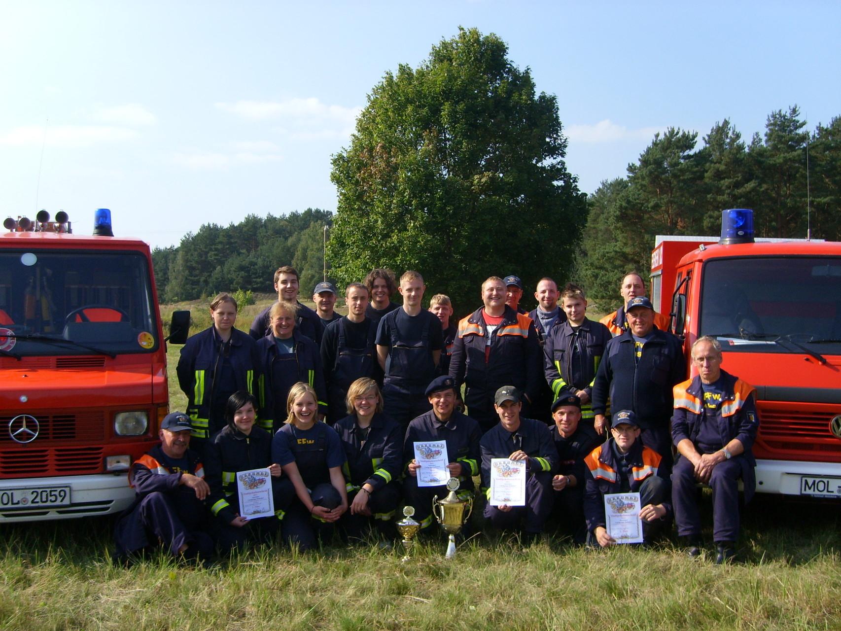 Stadtpokal 2011 Platz 2 und 3