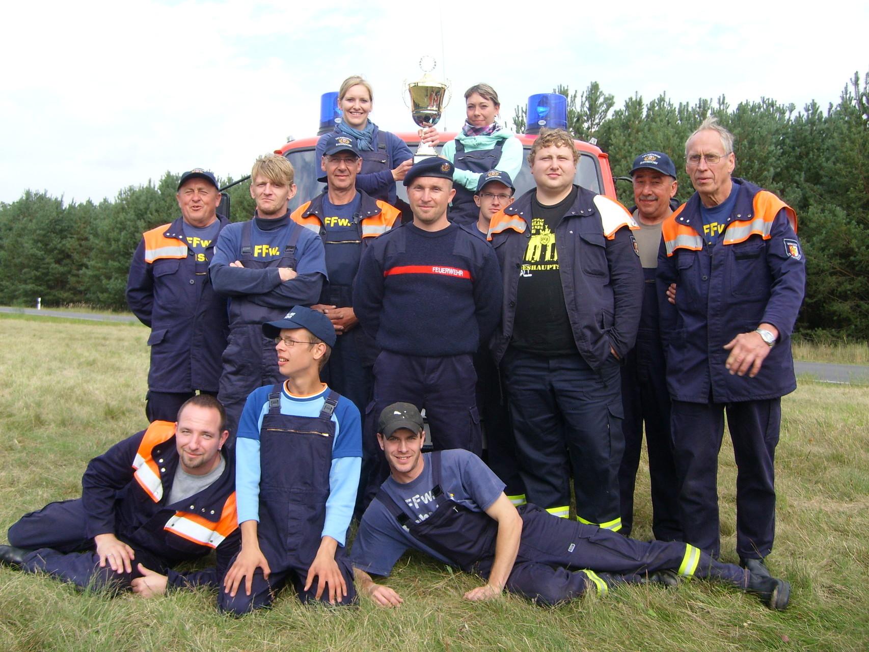 Stadtpokal 2012 Platz 1