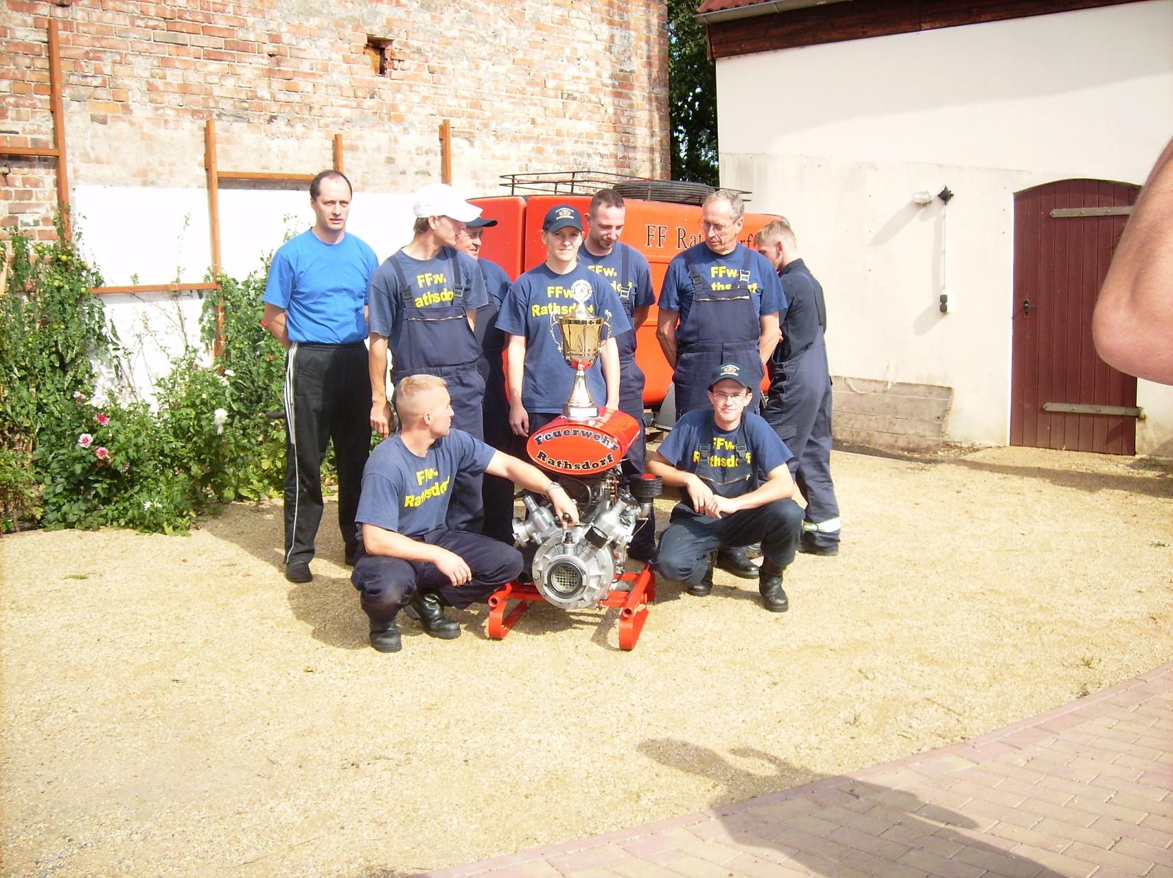 Stadtpokal 2008 Platz 1