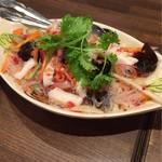 ヤムウンセン(タイの春雨サラダ)900円
