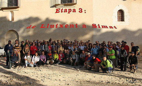 3ª ETAPA DEL CONVENT DEL CORPUS CHRISTI AL MONESTIR DE SANTA MARIA DE LA VALLDIGNA EN SIMAT