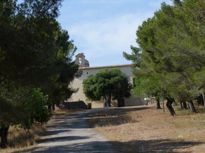 ENTRADA AL CONVENT DEL CORPUS CHRISTI