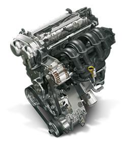 ケータハムのフォード製「シグマ」エンジン