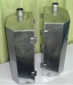 ロータス・ヨーロッパ用ステンレス製ガソリンタンク(受注生産品)