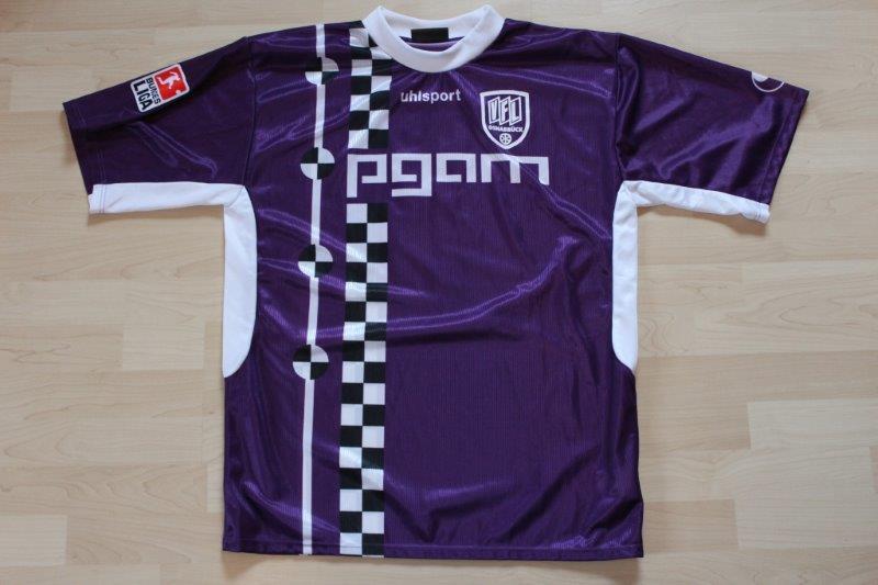 VfL Osnabrück 2003/04 Heim, Nr. 8 Enochs