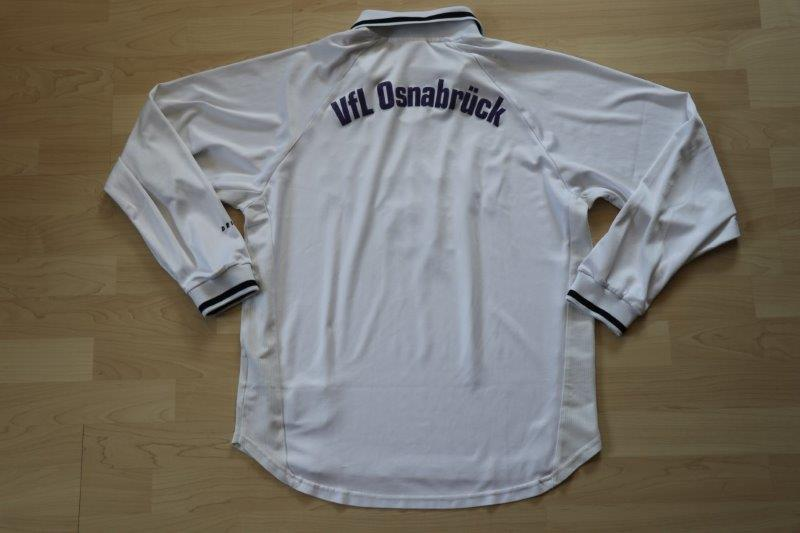 VfL Osnabrück 1998/99 Away Langarm