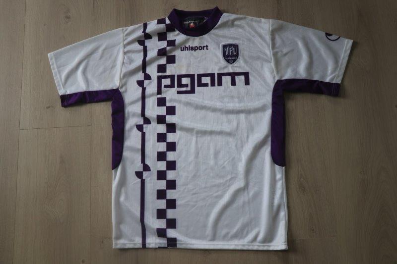 VfL Osnabrück 2003/04 Heim kadersigniert