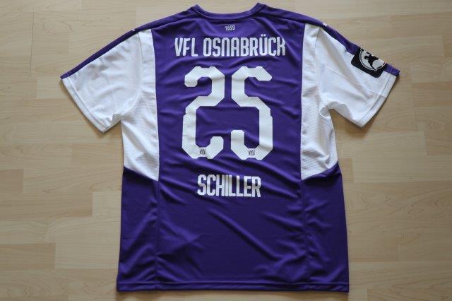 VfL Osnabrück 18/19 Heim, Nr. 25 Schiller