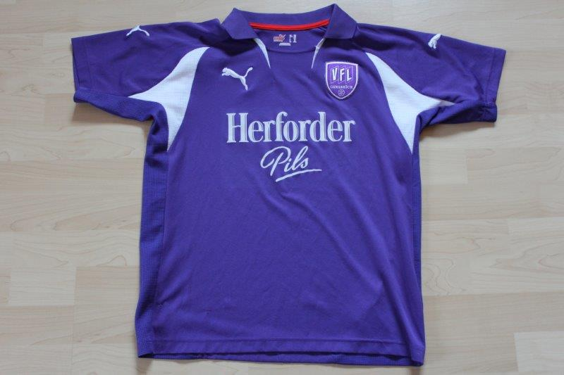 VfL Osnabrück 2007/08 Heim mit Autogrammen