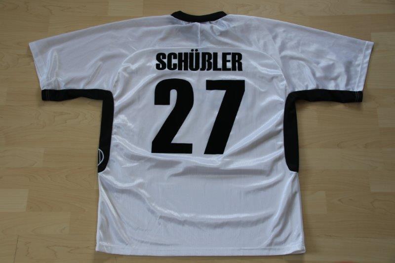 VfL Osnabrück 2002/03 Away, Nr. 27 Schüßler
