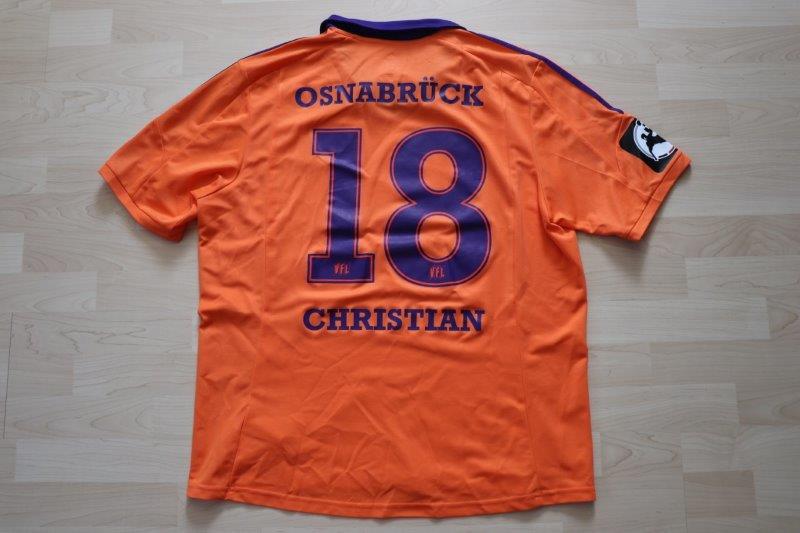 VfL Osnabrück 2014/15 Third, Nr. 18