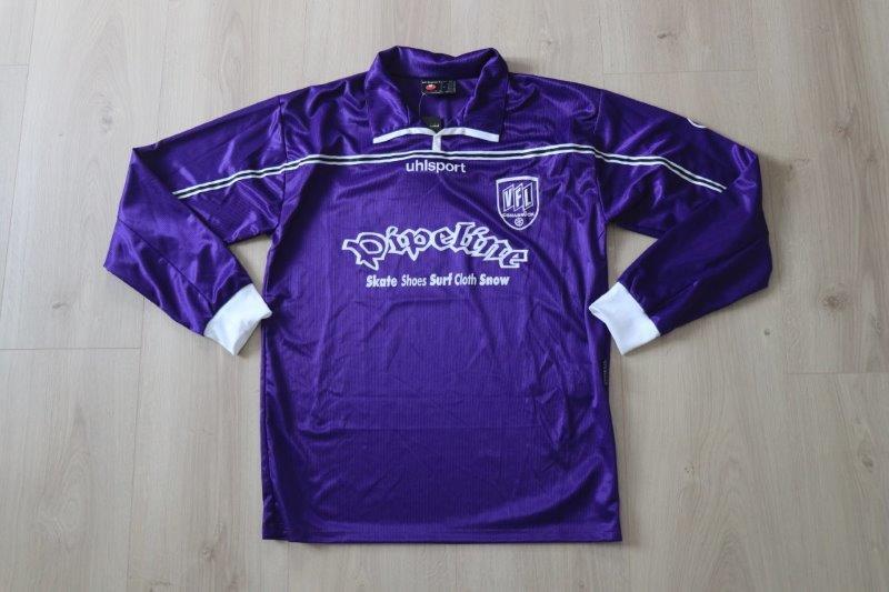 VfL Osnabrück 2001/02 Heim Langarm Jugend