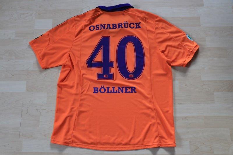 VfL Osnabrück 2013/14 Third, Nr. 40 Böllner