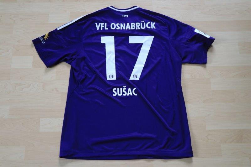 VfL Osnabrück 2017/18 Heim, Nr. 17 Susac