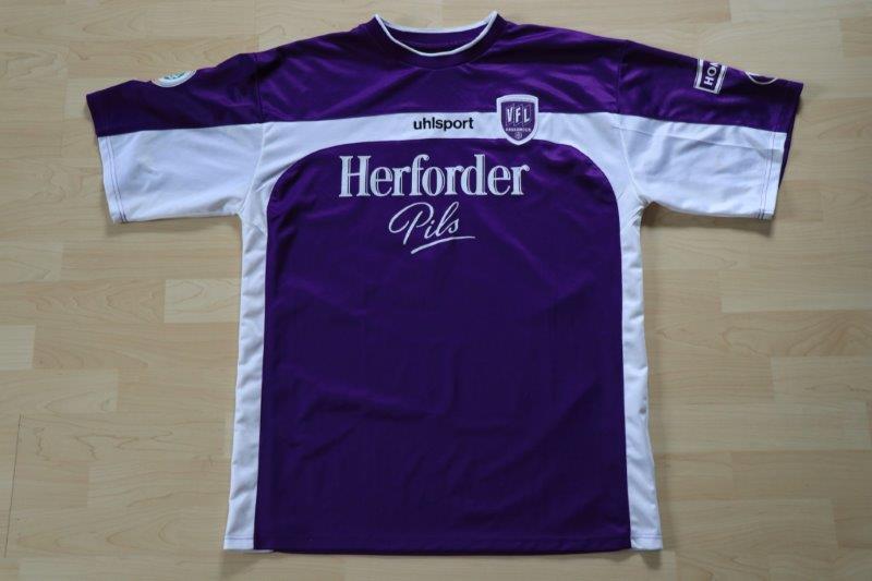 VfL Osnabrück 2004/05 Heim mit Autogrammen, Nr. 18 Feldhoff