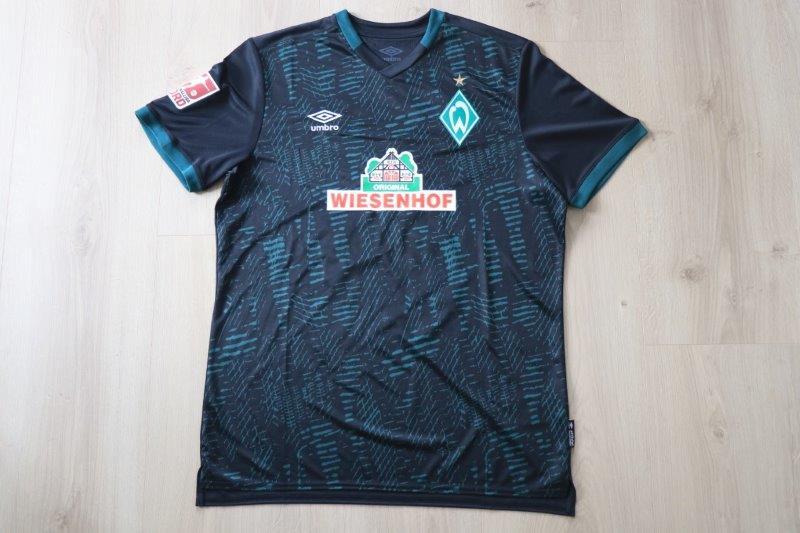 SV Werder Bremen II 2019/20 Away, Nr. 25 Ihorst (Matchworn)