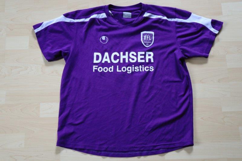 VfL Osnabrück 2007/08 Heim. evtl. A-Junioren U19 oder VfL Osnabrück II, Nr. 5 (vermutlich Matchworn)