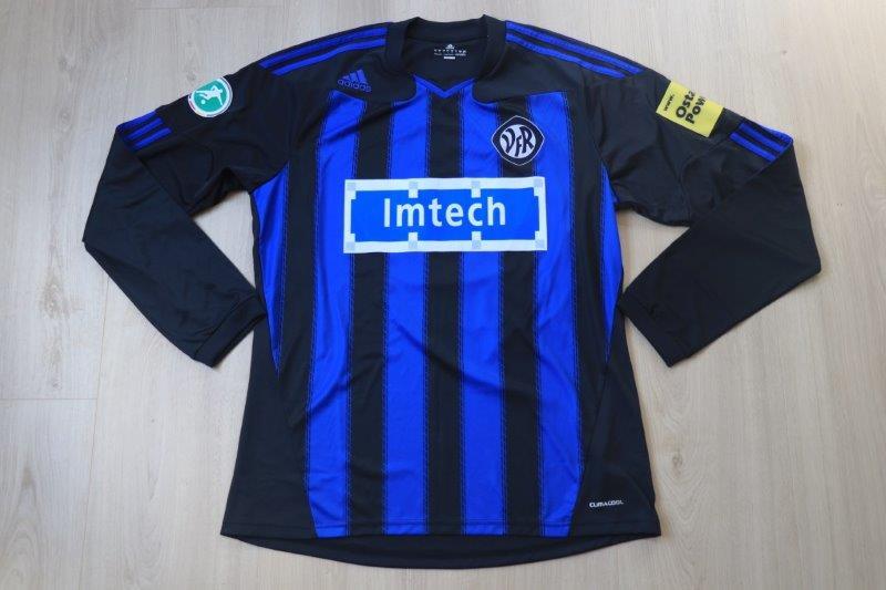 VfR Aalen 2011/12 Away, Nr. 4 Gorka (Matchworn)