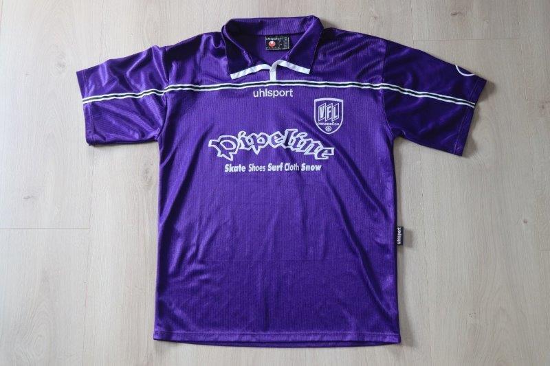 VfL Osnabrück 2001/02 Heim Jugend