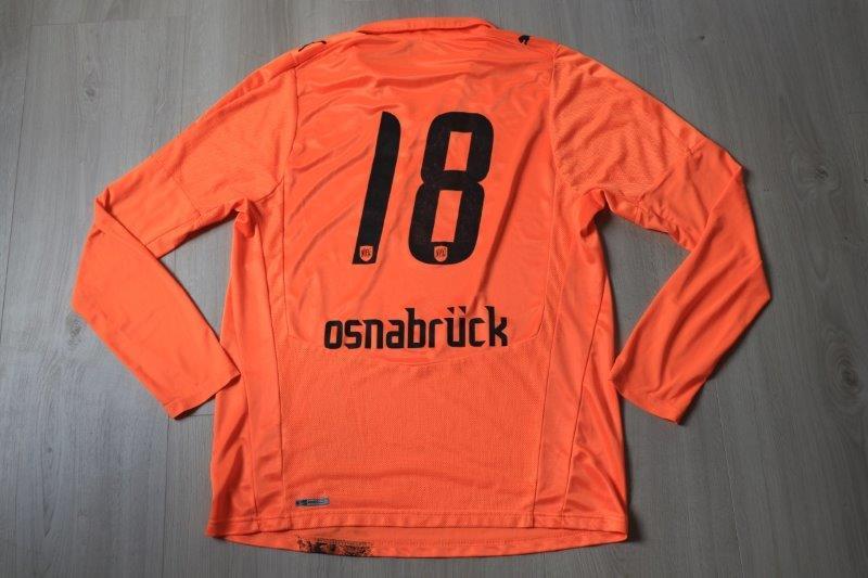 VfL Osnabrück 2008/09 Third Langarm, Nr. 18