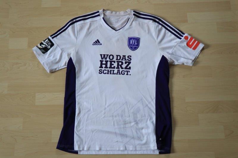 VfL Osnabrück 2016/17 Heim, wo das Herz schlägt, Nr. 10 Tüting (Matchworn Saisonvorbereitung 2016)