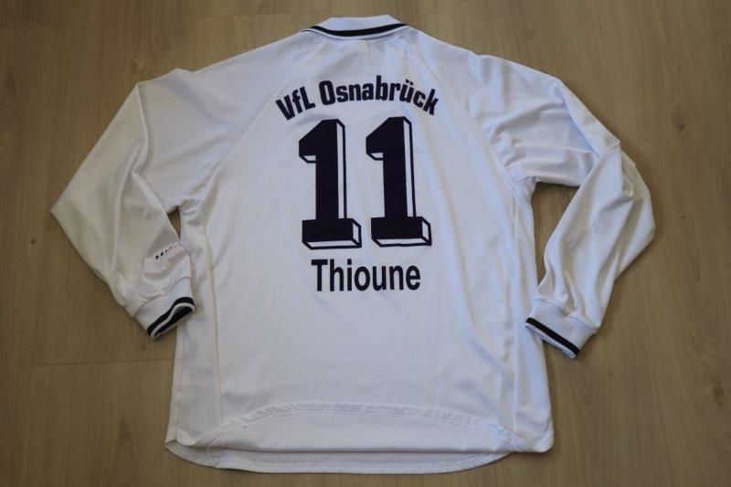 VfL Osnabrück 1998/99 Away Langarm, Nr. 11 Thioune