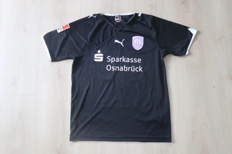 VfL Osnabrück 2010/11 Third, Nr. 21 Heidrich (Matchworn)