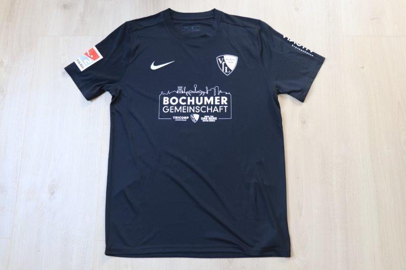 """VfL Bochum 2019/20 Sondertrikot """"Bochumer Gemeinschaft"""", Nr. 9 Zoller"""