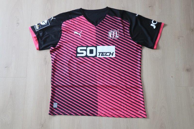 VfL Osnabrück 2021/22 Away, Nr. 23 Traoré