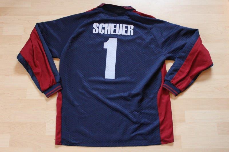 VfL Osnabrück 2003/04 Torwart, Nr. 1 Scheuer