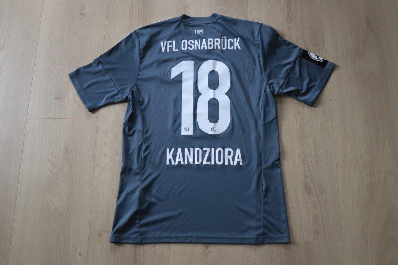 VfL Osnabrück 2015/16 Third, Nr. 18 Kandziora (Matchorn)