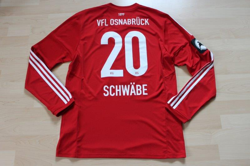 VfL Osnabrück 2015/16 Torwart, Nr. 20 Schwäbe