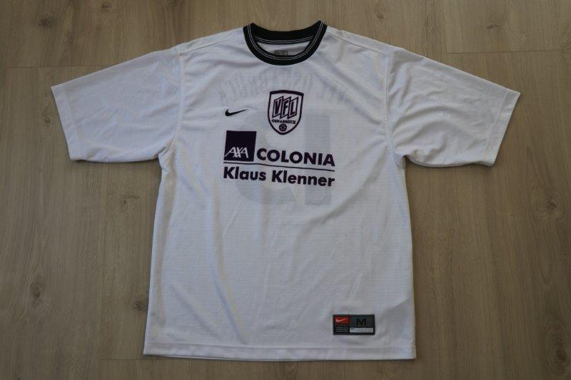 VfL Osnabrück 1999/00 Away, Junioren, Nr. 13 (Matchworn)