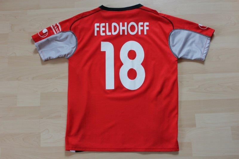 VfL Osnabrück 2005/06 Third, Nr. 18 Feldhoff