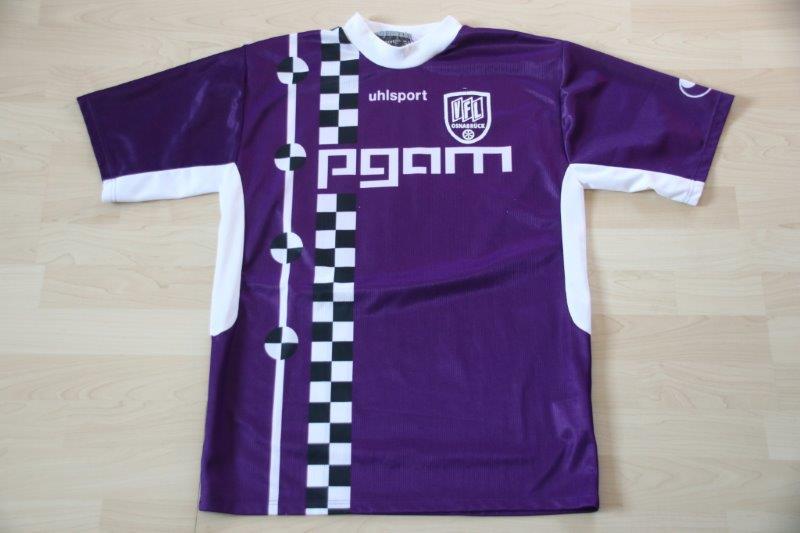 VfL Osnabrück 2002/03 Heim, Nr. 10 Vier (Matchworn)