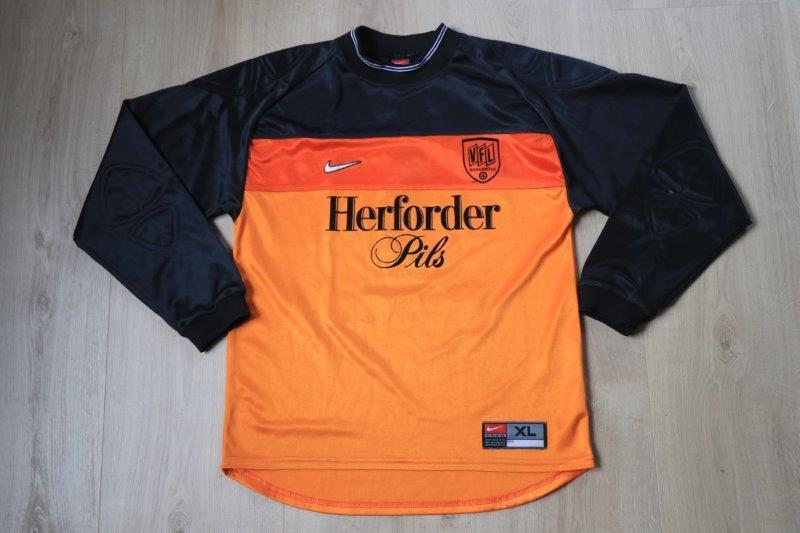 VfL Osnabrück 1999/00 Torwart signiert, Nr. 1 Brunn