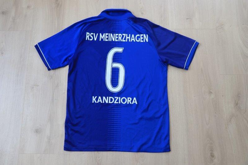 RSV Meinerzhagen 18-19 Heim, Nr. 6 Kandziora (Matchworn)