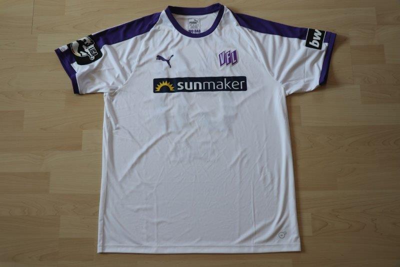 VfL Osnabrück 18-19 Away, Nr. 20 Heider