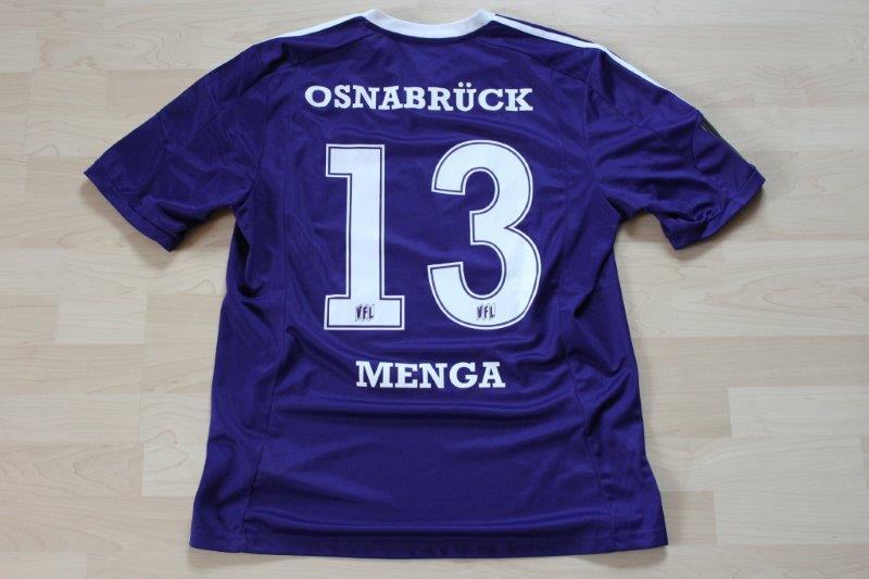 VfL Osnabrück Heim, Nr. 13 Menga
