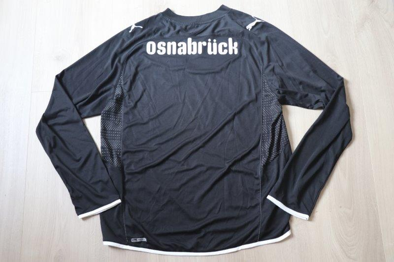 VfL Osnabrück 2009/10 Third Langarm