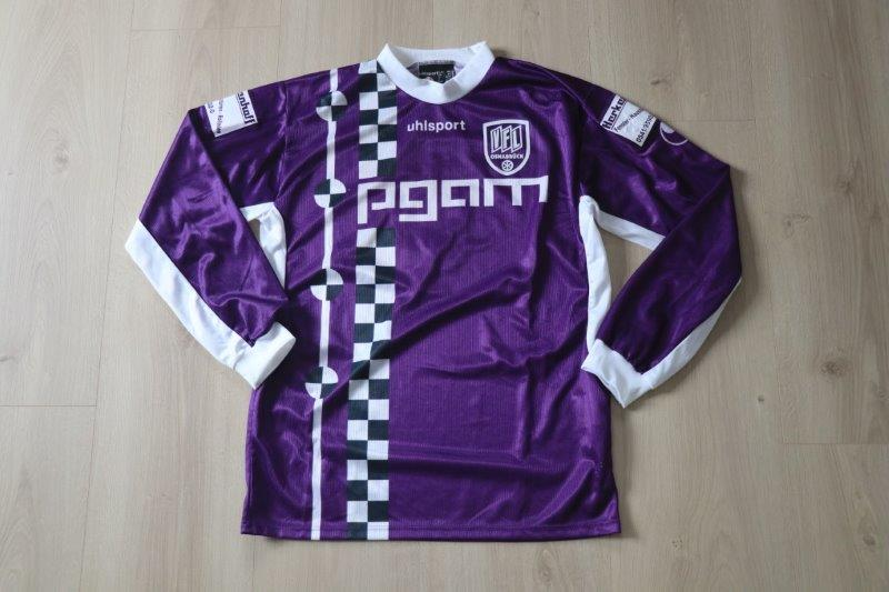 "VfL Osnabrück 2002/03 Sonderedition ""Fanclub South Area"" Heim"