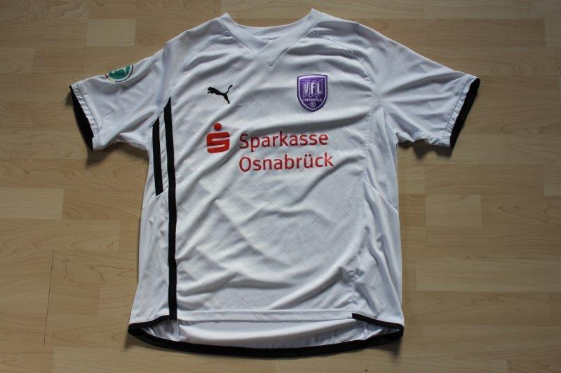 VfL Osnabrück 2009/10 Away, Nr. 6 Krük (Matchworn)