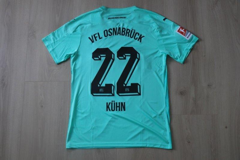 VfL Osnabrück 2020/21 Torwart, Nr. 22 Kühn