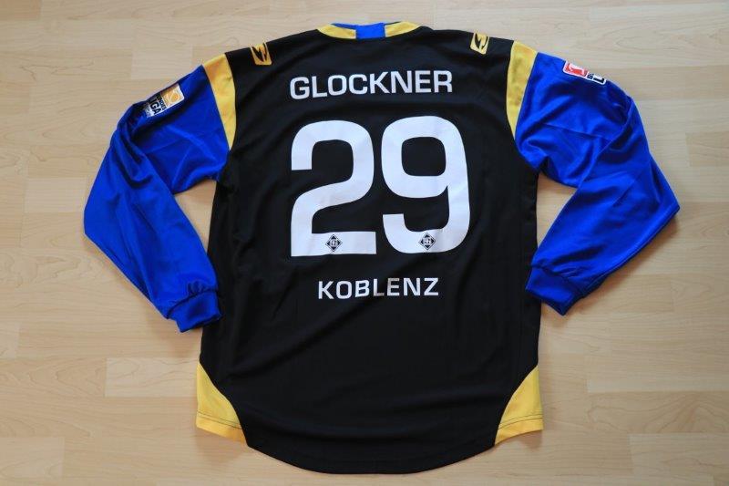 TuS Koblenz 2009/10 Heim, Nr. 29 Glockner (Matchworn)