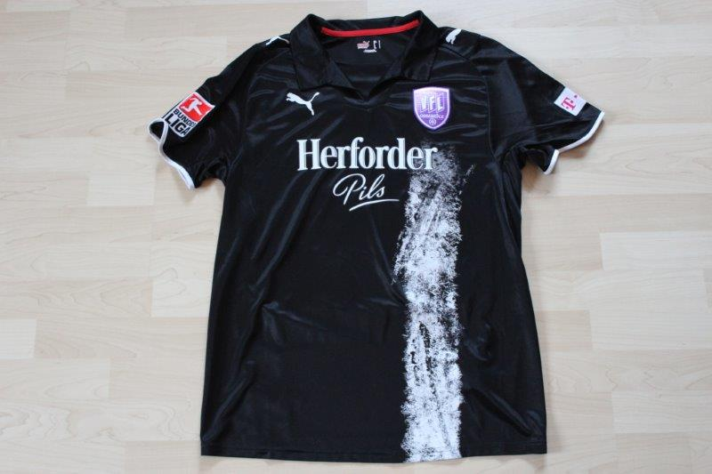 VfL Osnabrück 2008/09 Away, Nr. 20 Nico Frommer (Matchworn)